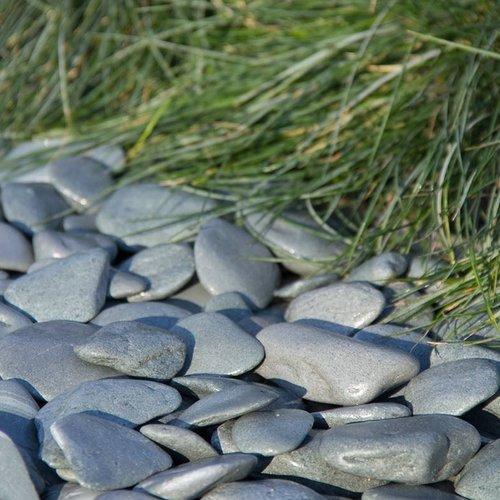 Flat Pebbles groen Big Bag