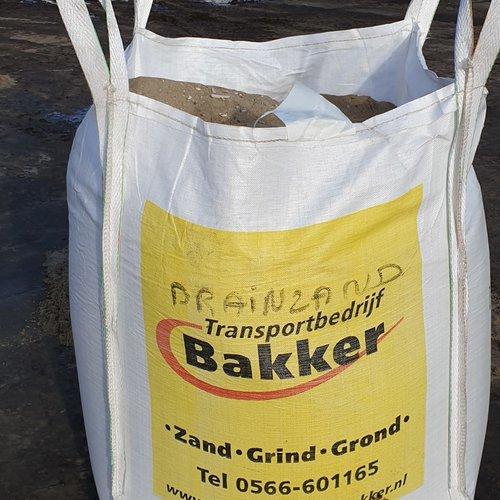 Drainagezand Big Bag - 1500 kg