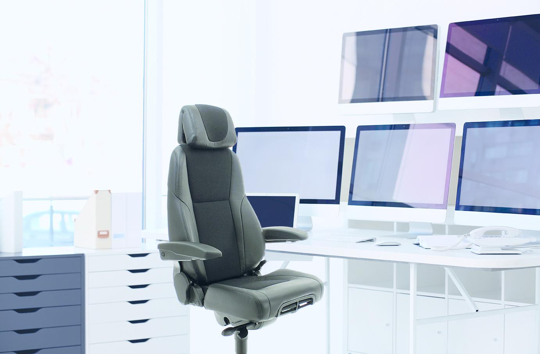 24-uurs bureaustoel