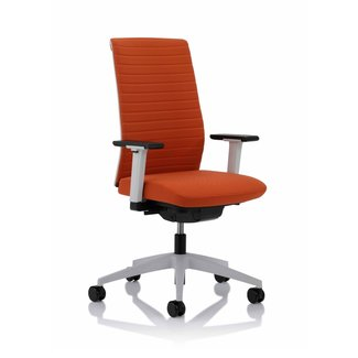 Köhl Ergonomische bureaustoel - Tempeo Wave Oranje