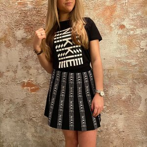 Nikkie Katy Skirt Black