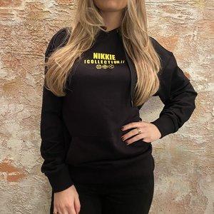 Nikkie Icon Hoodie Black