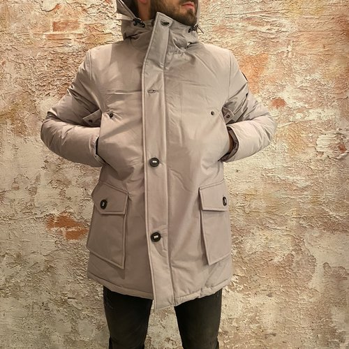 Airforce Airforce Classic Parka Ice grey