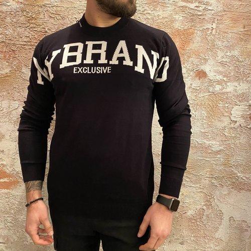MyBrand MyBrand exclusive jumper zwart