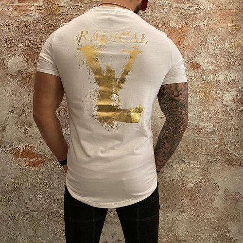 Radical Melting Gun t-shirt wit
