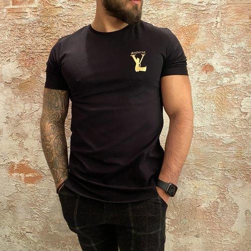 Radical Melting Gun t-shirt zwart