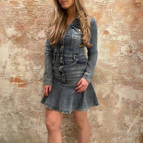 JoshV Relena Denim dress
