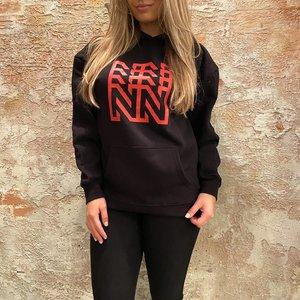 Nikkie Urban Hoodie zwart