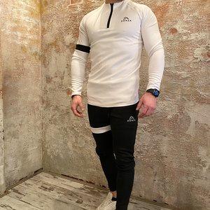 Donza Donza Suit wit/zwart