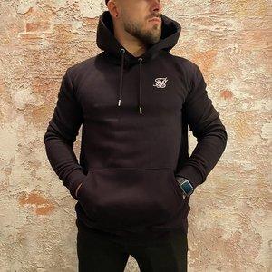 SikSilk SikSilk Basic hoodie zwart