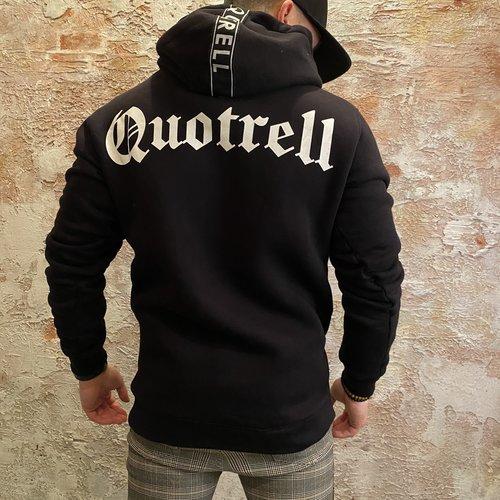 Quotrell Commodore Hoodie zwart