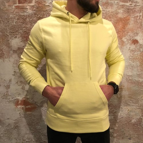 Airforce Hoodie yellow