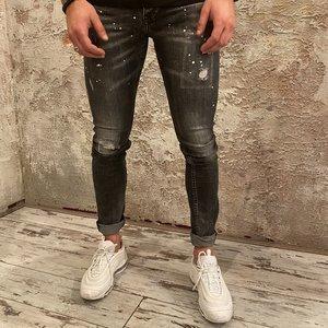 richesse Skinny Fit Grey