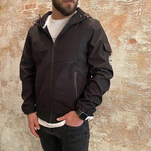 Black Bananas Soft Sidney jacket black
