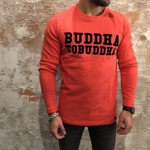 BuddhatoBuddha Sweat red roze