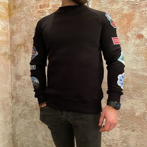 Xplct Ice Sweater zwart