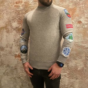 Xplct Ice Sweater grijs