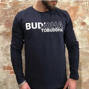 BuddhatoBuddha Sweater dark navy