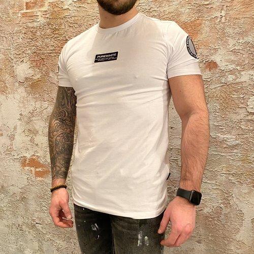 Purewhite T-shirt White