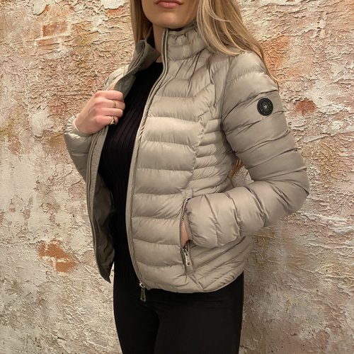 Airforce Padded jacket Silver Sage