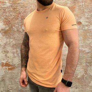 Airforce Basic Star t-shirt Peach