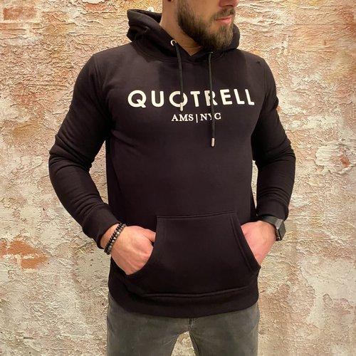 Quotrell Hoodie Uniform zwart