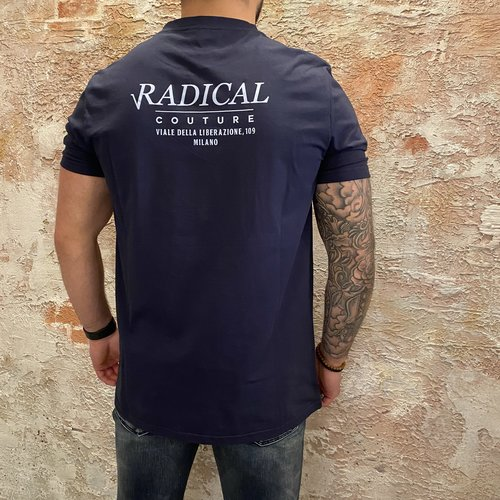 Radical Stallo Milano t-shirt Couture blue