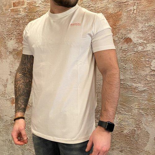 Radical Stallo Milano Couture t-shirt white