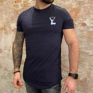 Radical Lucio t-shirt gun blue