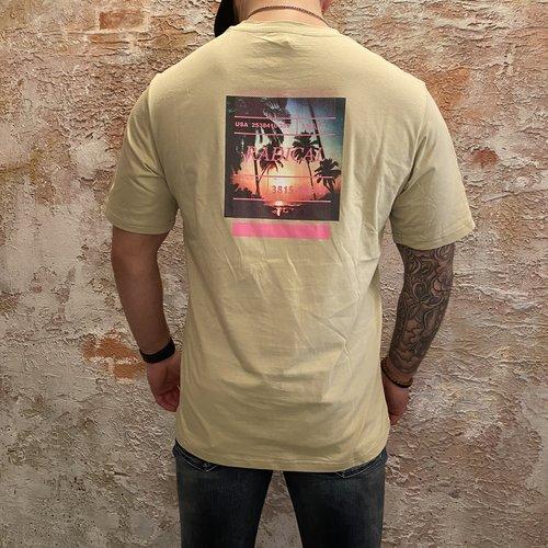 Radical t-shirt palm green