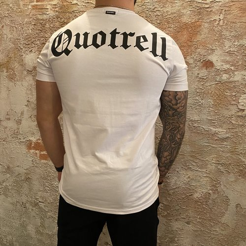 Quotrell Wing t-shirt white