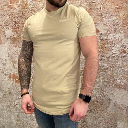 Radical Lucio t-shirt green Melting Gun