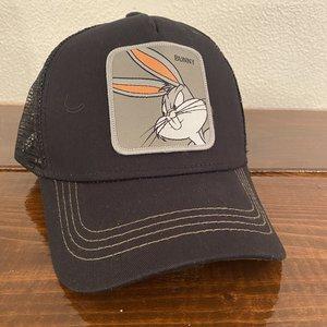 Capslab Capslab cap Bunny zwart