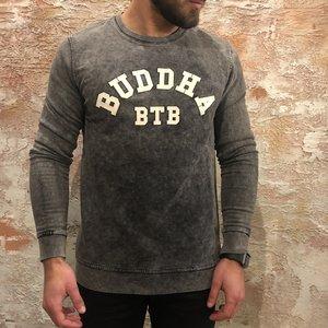 BuddhatoBuddha Sweat logo zwart