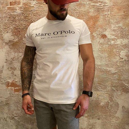 Marc O'polo Stockholm white t-shirt