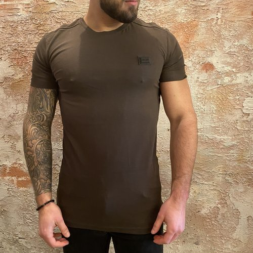 Antony Morato Stretch t-shirt groen