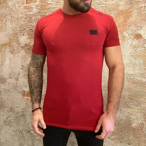 Antony Morato Stretch t-shirt rood