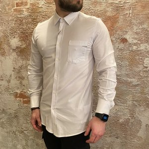 Antony Morato Stretch overhemd wit