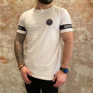 Quotrell Sergeant t-shirt white