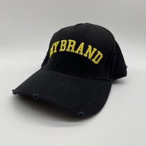 MyBrand Cap zwart logo