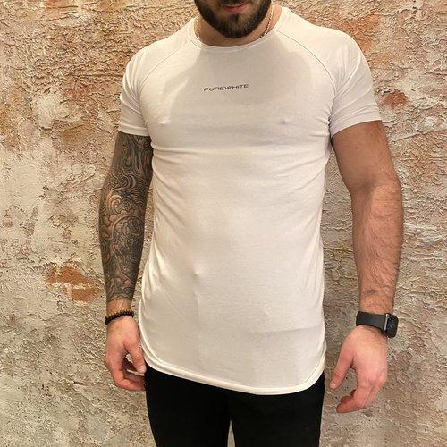 Purewhite Logo t-shirt white