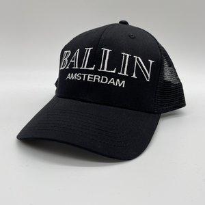 Ballin Amsterdam Cap zwart