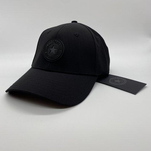 Airforce Cap Technical Soft-shell zwart