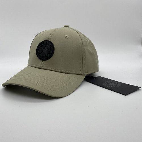 Airforce Cap Technical Soft-shell silver sage