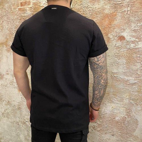 Quotrell Cuban t-shirt black