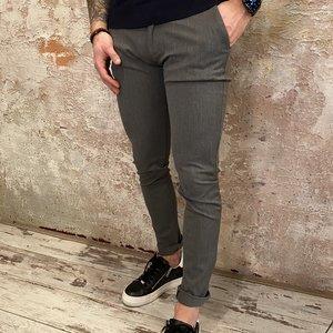 Solid Skinny Pant medium grey
