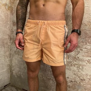 Airforce Swimshort memory taped peach