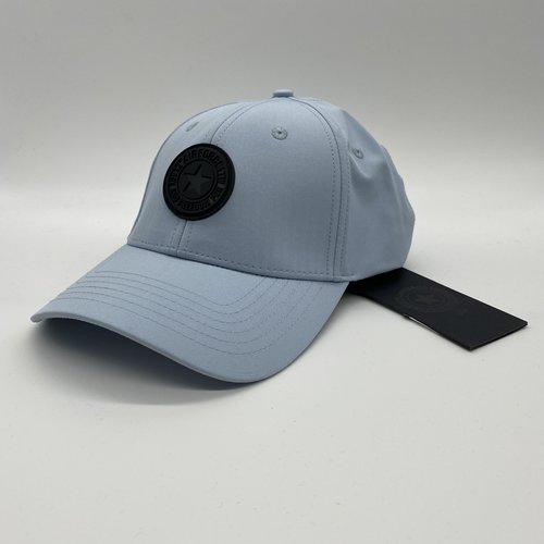 Airforce Cap Technical Soft-shell skyway blue