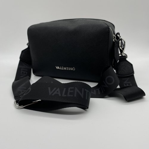 Valentino by Mario Valentino Pattie Haversack Nero