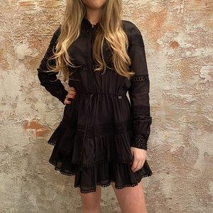 Nikkie Sadie dress black